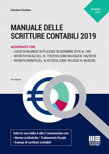 Lpgcsostenible.es Manuale delle scritture contabili Image