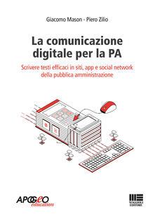 Rallydeicolliscaligeri.it La comunicazione digitale per la PA. Scrivere testi efficaci in siti, app e social network della pubblica amministrazione Image