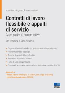 Contratti di lavoro flessibile e appalti di servizio. Guida pratica al corretto utilizzo.pdf
