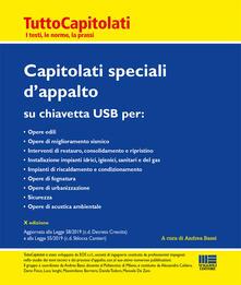 Capitolati speciali dappalto. Con CD-ROM.pdf