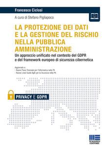 Antondemarirreguera.es La protezione dei dati e la gestione del rischio nella pubblica amministrazione Image