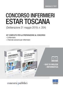 Rallydeicolliscaligeri.it Concorso infermieri ESTAR Toscana 2019. Kit completo per la preparazione al concorso Image