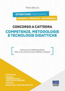 Concorso a cattedra 2019. Competenze, metodologie e tecnologie didattiche.pdf