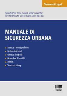 Voluntariadobaleares2014.es Manuale di sicurezza urbana Image