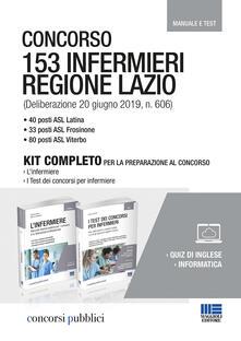 Vitalitart.it Concorso 153 infermieri Regione Lazio Image