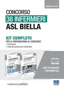 Letterarioprimopiano.it Concorso 38 infermieri ASL Biella Image