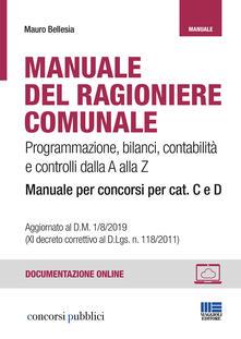 Filmarelalterita.it Manuale del ragioniere comunale Image