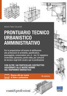 Winniearcher.com Prontuario tecnico urbanistico amministrativo Image