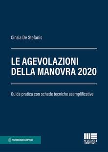 Cocktaillab.it Le agevolazioni della Manovra 2020. Guida pratica con schede tecniche esemplificative Image