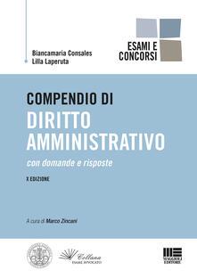Daddyswing.es Compendio di diritto amministrativo Image