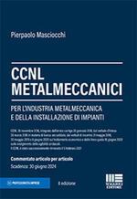 CCNL Metalmeccanici
