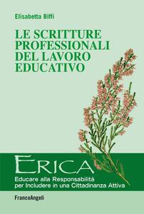Le scritture professionali del lavoro educativo