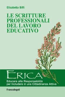 Antondemarirreguera.es Le scritture professionali del lavoro educativo Image