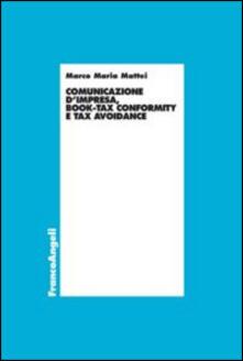 Criticalwinenotav.it Comunicazione d'impresa, book-tax conformity e tax avoidance Image