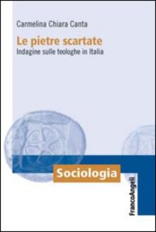 Antondemarirreguera.es Le pietre scartate. Indagine sulle teologhe in Italia Image