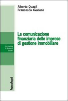 Camfeed.it La comunicazione finanziaria delle imprese di gestione immobiliare Image