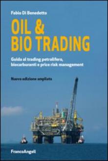 Tegliowinterrun.it Oil & bio trading. Guida al trading petrolifero, biocarburanti e price risk management Image