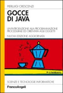 Gocce di Java. Unintroduzione alla programmazione procedurale ed orientata agli oggetti.pdf