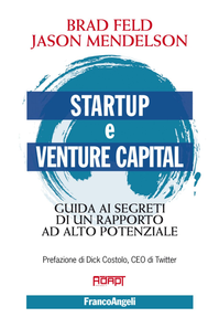 Startup e venture capital. ...