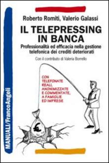 Squillogame.it Il telepressing in banca. Professionalità ed efficacia nella gestione telefonica dei crediti deteriorati Image