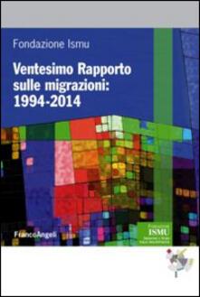 Grandtoureventi.it Ventesimo rapporto sulle migrazioni 2014 Image