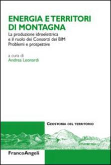 Equilibrifestival.it Energia e territori di montagna. La produzione idroelettrica e il ruolo dei Consorzi dei BIM. Problemi e prospettive Image