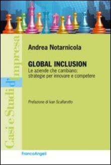 Squillogame.it Global inclusion. Le aziende che cambiano: strategie per innovare e competere Image