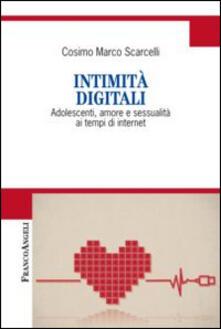 Winniearcher.com Intimità digitali. Adolescenti, amore e sessualità ai tempi di internet Image