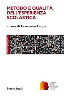 Metodo e qualità dellesperienza scolastica.pdf