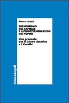 Amatigota.it Egemonismo del capitale e autodeterminazione dei popoli. Una proposta per il Centro America e i Caraibi Image
