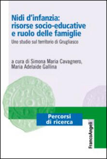 Camfeed.it Nidi d'infanzia: risorse socio-educative e ruolo delle famiglie. Uno studio sul territorio di Grugliasco Image