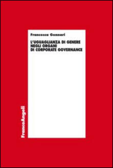 Daddyswing.es L' uguaglianza di genere negli organi di corporate governance Image