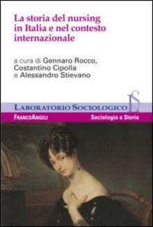 Ristorantezintonio.it La storia del nursing in Italia e nel contesto internazionale Image