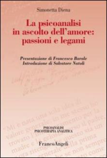 Aboutschuster.de La psicoanalisi in ascolto dell'amore: passioni e legami Image