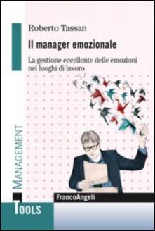 Vitalitart.it Il manager emozionale. La gestione eccellente delle emozioni nei luoghi di lavoro Image