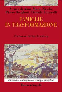 Libro Famiglie in trasformazione