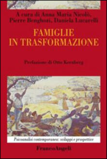 Famiglie in trasformazione - copertina