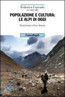 Daddyswing.es Popolazione e cultura: le Alpi di oggi Image