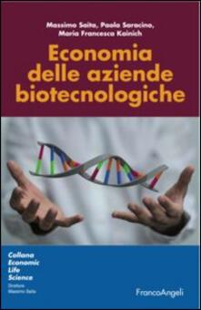 Listadelpopolo.it Economia delle aziende biotecnologiche Image