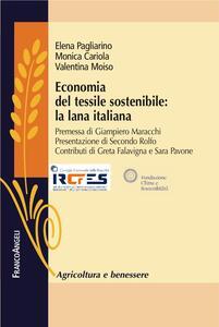Economia del tessile sostenibile: la lana italiana