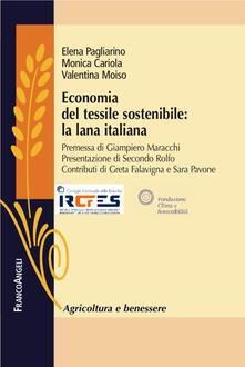 Voluntariadobaleares2014.es Economia del tessile sostenibile: la lana italiana Image
