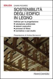 Radiospeed.it Sostenibilità degli edifici in legno. Indirizzi per la progettazione. Valutazione ambientale, sistemi costruttivi, processi di filiera, normativa e casi studio Image