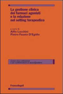 Associazionelabirinto.it La gestione clinica dei farmaci agonisti e la relazione nel setting terapeutico Image