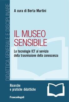 Secchiarapita.it Il museo sensibile. Le tecnologie ICT al servizio della trasmissione della conoscenza Image