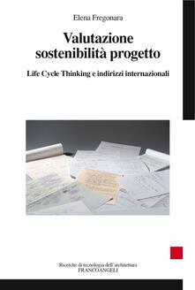 Steamcon.it Valutazione sostenibilità progetto. Life cycle thinking e indirizzi internazionali Image