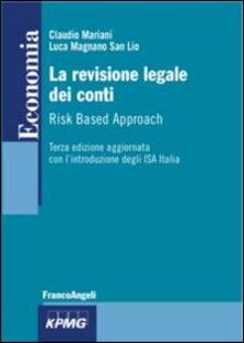 Radiospeed.it La revisione legale dei conti. Risk based approach Image