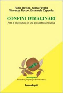 Teamforchildrenvicenza.it Confini immaginari. Arte e intercultura in una prospettiva inclusiva Image