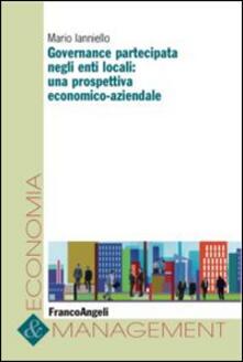 Steamcon.it Governance partecipata negli enti locali: una prospettiva economico-aziendale Image