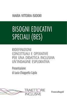 Camfeed.it Bisogni educativi speciali (BES). Ridefinizioni concettuali e operative per una didattica inclusiva. Un'indagine esplorativa Image