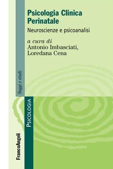 Fondazionesergioperlamusica.it Psicologia clinica perinatale. Neuroscienze e psicoanalisi Image